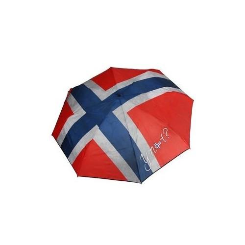 Ombrello Y NOT - manuale Bandiera Norvegese