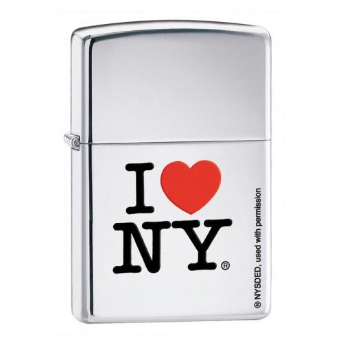 Accendino Zippo I Love New York