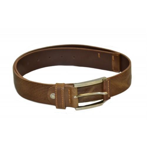 Cintura per Uomo Gaudi in vera pelle brown