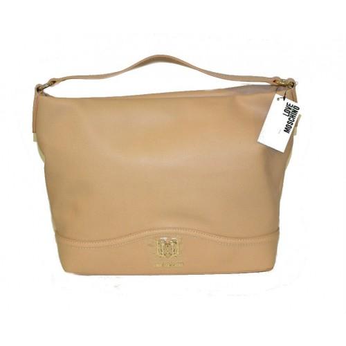 Moschino Love  borsa donna Nuova collezione Beige JC4042