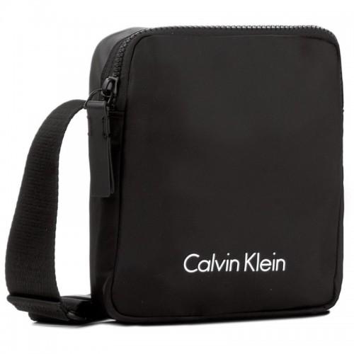 Borsello uomo Calvin Klein Jeans reporter nero