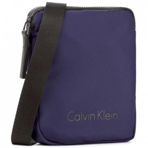 Borsello uomo Calvin Klein Jeans mini reporter Blu