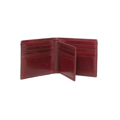 Gaudi' portafoglio uomo con porta carte di credito estraibile