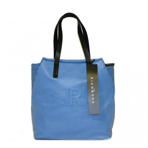 Borsa donna Richmond modello Tall Shopping Blu