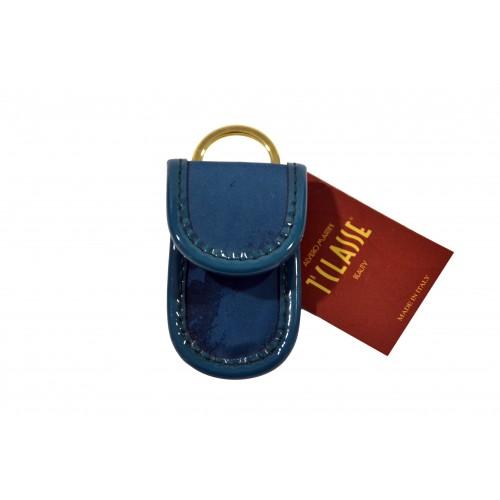 Portachiavi da borsa Alviero Martini blu