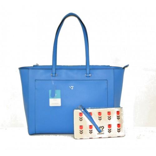 BORSA DONNA Ynot borsa da donna BLU S-007.blu