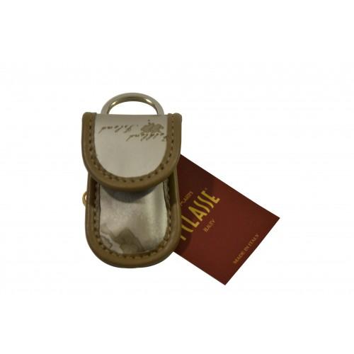 Portachiavi da borsa Alviero Martini Champagne