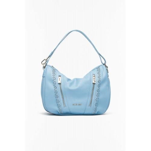 Borsa donna Twin Set Blu Sky collezione 2015 in saldo